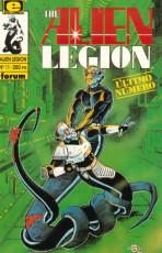 Alien Legión Vol.1 nº 11