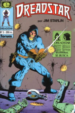 Dreadstar 2ª Edición Vol.1 nº 3