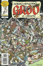 Groo, El Errante Vol.1 nº 3