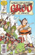 Groo, El Errante Vol.1 nº 6