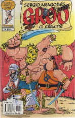 Groo, El Errante Vol.1 nº 23