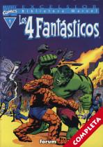 Biblioteca Marvel: Los 4 Fantásticos Vol.1 - Completa -