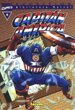 Biblioteca Marvel: Capitán América Vol.1 nº 0