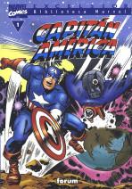 Biblioteca Marvel: Capitán América Vol.1 nº 1