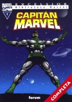 Biblioteca Marvel: Capitán Marvel Vol.1 - Completa -