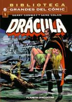 Biblioteca Grandes del Cómic: Drácula Vol.1 nº 1