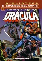 Biblioteca Grandes del Cómic: Drácula Vol.1 nº 5