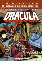 Biblioteca Grandes del Cómic: Drácula Vol.1 nº 6