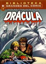 Biblioteca Grandes del Cómic: Drácula Vol.1 nº 7