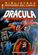 Biblioteca Grandes del Cómic: Drácula Vol.1 nº 8