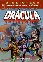 Biblioteca Grandes del Cómic: Drácula Vol.1 nº 9