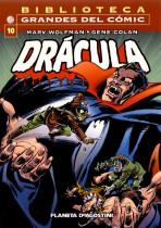 Biblioteca Grandes del Cómic: Drácula Vol.1 nº 10