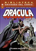 Biblioteca Grandes del Cómic: Drácula Vol.1 nº 11