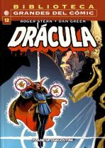 Biblioteca Grandes del Cómic: Drácula Vol.1 nº 12