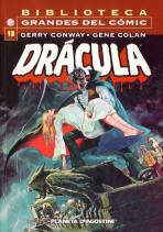 Biblioteca Grandes del Cómic: Drácula Vol.1 nº 13