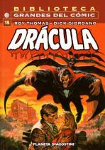Biblioteca Grandes del Cómic: Drácula Vol.1 nº 15
