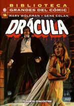 Biblioteca Grandes del Cómic: Drácula Vol.1 nº 16