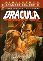 Biblioteca Grandes del Cómic: Drácula Vol.1 nº 17