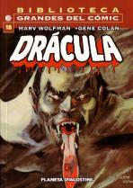 Biblioteca Grandes del Cómic: Drácula Vol.1 nº 18