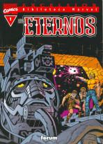 Biblioteca Marvel: Los Eternos Vol.1 nº 1