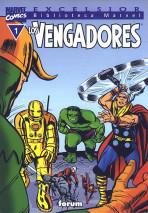 Biblioteca Marvel: Los Vengadores Vol.1 nº 1