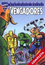 Biblioteca Marvel: Los Vengadores Vol.1 - Completa -