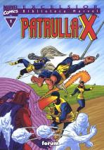 Biblioteca Marvel: Patrulla-X Vol.1 nº 1