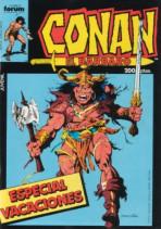 Conan El Bárbaro Vol.1 - Especial Vacaciones '86
