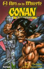 Conan El Bárbaro: El Oro de la Muerte