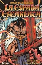 Conan el Bárbaro: La Espada Escarlata