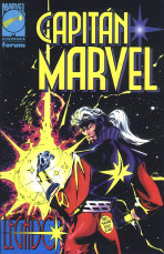 Capitán Marvel: Legado