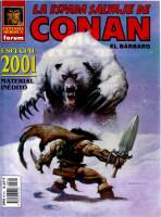 La Espada Salvaje de Conan Vol.3 - Especial 2001