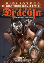 Biblioteca Grandes del Cómic: Drácula Vol.1 - La maldición de Drácula