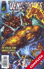 Héroes Reborn: Revolución industrial - Completa -