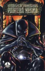 Héroes Marvel. Pantera Negra.