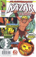 Especial Ka-Zar: Hermanos y Rivales