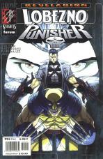 Marvel Knights: Lobezno / Punisher - Revelación