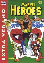 Marvel Héroes Vol.1 - Extra Verano '91