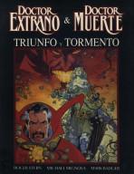 Novelas Gráficas Marvel Vol.2 nº 5 - Doctor Extraño y Doctor Muerte: Triunfo y Tormento