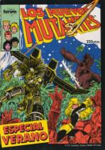 Los Nuevos Mutantes Vol.1 - Especial Verano '87