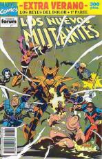 Los Nuevos Mutantes Vol.1 - Extra verano '92