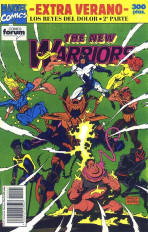 The New Warriors Vol.1 - Extra Verano '92