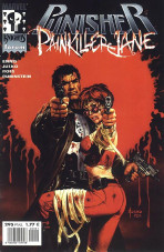 Marvel Knights: Punisher / Painkiller Jane