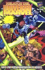 Relatos del Universo Marvel
