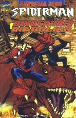 Spiderman y el Dinosaurio Diabólico Especial 1999