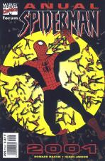 Spiderman Annual 2001