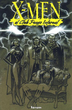 X-Men: El Club Fuego Infernal