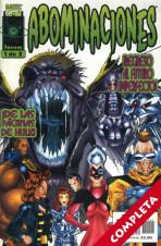 Abominaciones Vol.1 - Completa -