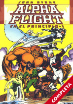 Alpha Flight: En el Principio Vol.1 - Completa -