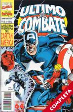 Capitán América: Último Combate Vol.1 - Completa -